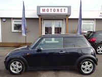 2006 MINI HATCH COOPER 1.6 COOPER 3DR HATCHBACK £3222.00
