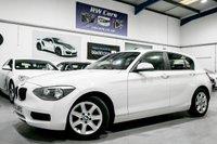 2012 BMW 1 SERIES 2.0 116D ES 5d [£30 TAX+AIRCON+ALLOYS] £8450.00