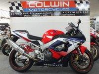 USED 2000 HONDA CBR900RR FIREBLADE 929cc CBR 900 RR-Y