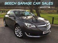 2014 VAUXHALL INSIGNIA 2.0 ELITE NAV CDTI 5d AUTO 160 BHP £SOLD