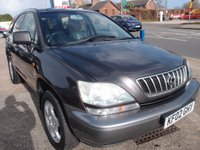 USED 2002 02 LEXUS RX 3.0 300 SE 5d AUTO 199 BHP