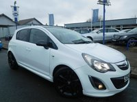 2013 VAUXHALL CORSA 1.2 LIMITED EDITION 5d 83 BHP £5995.00