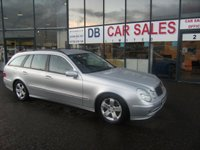 USED 2006 06 MERCEDES-BENZ E CLASS 3.0 E280 CDI AVANTGARDE 5d AUTO 187 BHP £0 DEPOSIT, LOW RATE FINANCE ANYONE, DRIVE AWAY TODAY!!