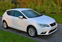 2014 SEAT LEON 1.6 TDI SE TECHNOLOGY DSG 5d AUTO 105 BHP £8995.00
