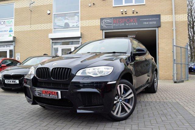 2013 13 BMW X6 4.4 M AUTOMATIC 555 BHP