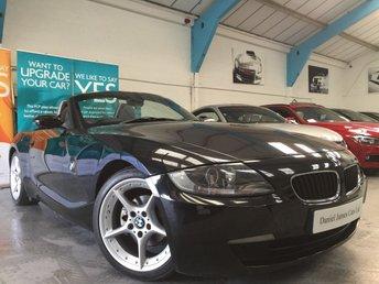 2006 BMW Z4 2.0 Z4 SPORT ROADSTER 2d 148 BHP £6490.00