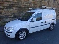 2012 VAUXHALL COMBO VAN Combo 1700 SE CDTi Car Dervived Van £3600.00