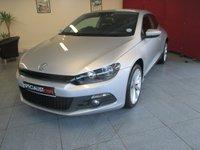 2011 VOLKSWAGEN SCIROCCO 2.0 GT TDI BLUEMOTION TECHNOLOGY 2d 140 BHP £10995.00