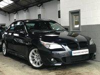2009 BMW 5 SERIES 2.0 520D M SPORT 4d 175 BHP £8495.00