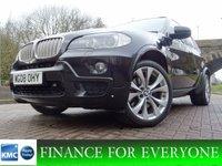 2008 BMW X5 3.0 SD M SPORT 5d AUTO 282 BHP £13944.00