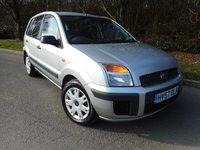 2007 FORD FUSION 1.4 STYLE CLIMATE 5d 80 BHP £SOLD