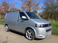 2012 VOLKSWAGEN TRANSPORTER 2.0 T28 TDI BLUEMOTION TECHNOLOGY 115 BHP AIR CON CARPETED CRUISE £12995.00