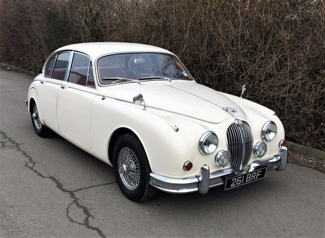 View our JAGUAR MK II