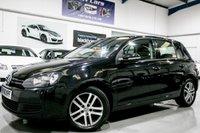 2010 VOLKSWAGEN GOLF 1.6 SE TDI 5d 103 BHP £5650.00