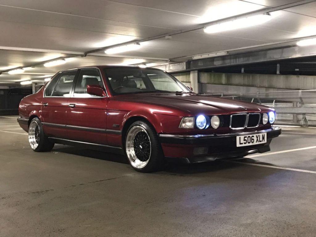 BMW Series I - 730i bmw