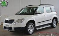 2011 SKODA YETI 1.2 TSi S DSG AUTOMATIC 5 DOOR 105 BHP £SOLD