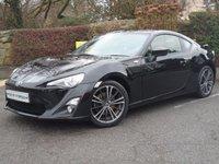 2012 TOYOTA GT86 2.0 D-4S 2d 197 BHP £12495.00
