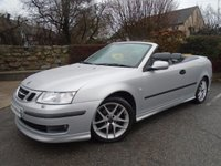 2005 SAAB 9-3 2.0 AERO T 2d AUTO 210 BHP £3295.00