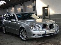 2007 MERCEDES-BENZ E CLASS 3.0 E320 CDI SPORT 4d 222 BHP £7495.00