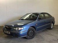 1999 MAZDA 626 2.0 GXI 5d 115 BHP AIR CON SUNROOF TOWBAR £190.00