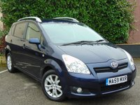 2009 TOYOTA COROLLA 1.6 VERSO VVT-I LIMITED EDITION 5d  £5269.00