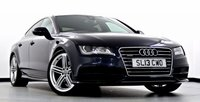 USED 2013 13 AUDI A7 3.0 TDI Quattro S Line Sportback Tiptronic 5dr [5 Seats]  Tech Pack, BOSE, Head-Up Disp