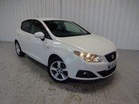 2011 SEAT IBIZA 1.4 SE COPA 5d 85 BHP £5495.00