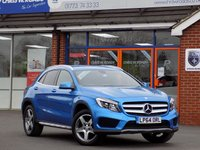 USED 2015 64 MERCEDES-BENZ GLA-CLASS 2.1 GLA200 CDI AMG LINE 5dr 136 BHP *Only 9.9APR + FREE Servicing*