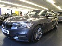 2014 BMW 2 SERIES 3.0 M235I 2d AUTO 322 BHP £23995.00