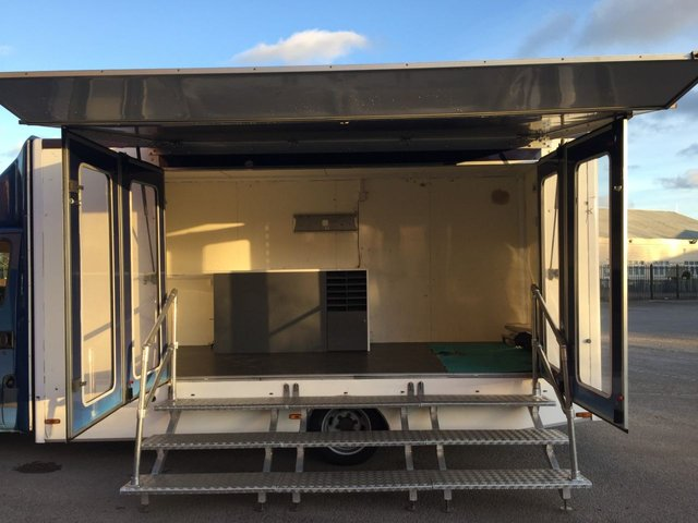 2017 IVECO DAILY 35c12 [ Moblie Exibition-Display-Show-Catering Unit ] Low Mileage Delivery can be arranged,