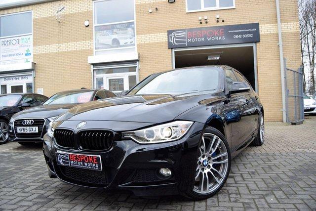 2014 14 BMW 3 SERIES 330D XDRIVE M SPORT 3.0 AUTOMATIC 258 BHP