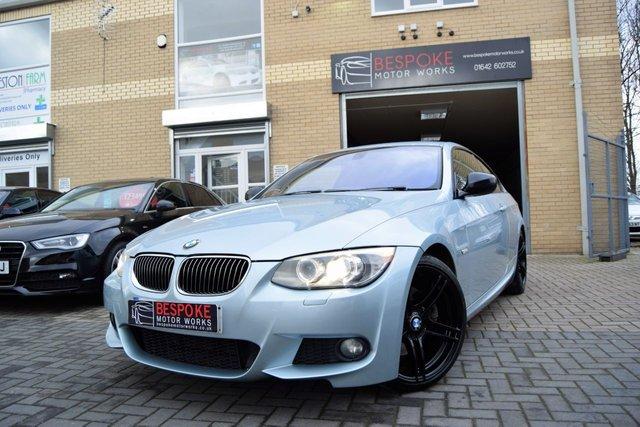 2011 61 BMW 3 SERIES 330D SPORT PLUS EDITION 3.0 MANUAL