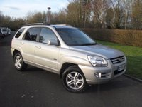 2005 KIA SPORTAGE 2.0 XS CRDI 5d 111 BHP £3950.00
