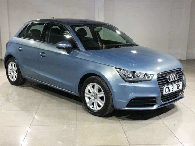 View our 2013 13 AUDI A1 1.6 SPORTBACK TDI SE 5d 105 BHP