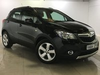USED 2015 64 VAUXHALL MOKKA 1.7 EXCLUSIV CDTI S/S 5d 128 BHP One Owner From New/Stunning