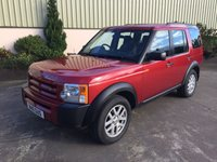 2008 LAND ROVER DISCOVERY 2.7 3 TDV6 5d AUTO 188 BHP £9250.00