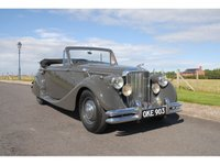 USED 1951 JAGUAR Mark V 3.5 LTR DHC Drop Head Coupe  Fully Restored