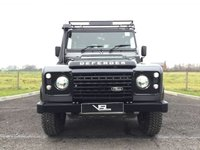 USED 2015 65 LAND ROVER DEFENDER 110 LWB DIESEL SPECIAL EDITIONS Adventure Station Wagon TDCi 2.2