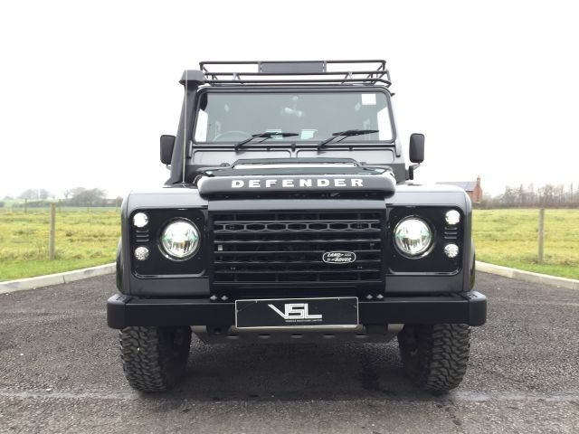 2015 65 LAND ROVER DEFENDER 110 LWB DIESEL SPECIAL EDITIONS Adventure Station Wagon TDCi 2.2