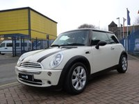 2005 MINI HATCH COOPER 1.6 COOPER 3d  £3995.00