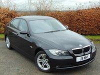2008 BMW 3 SERIES 2.0 320D SE 4d AUTOMATIC £6413.00