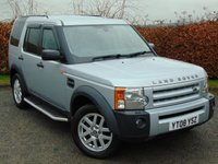 2008 LAND ROVER DISCOVERY 2.7 3 TDV6 XS 5d £14000.00