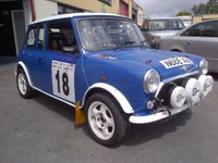 1996 ROVER MINI GRP A RALLY CAR 1.3I 2DR HATCH £19995.00