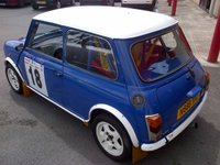 USED 1996 N ROVER MINI GRP A RALLY CAR 1.3I 2DR HATCH FIA Spec Group A Rally Car