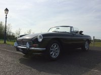USED 1970 MG MGB 1.8 ROADSTER 2d 97 BHP CONVERTIBLE