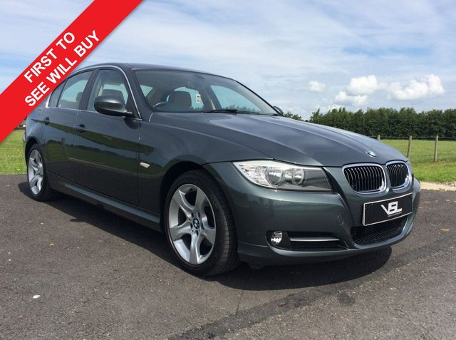 2011 11 BMW 3 SERIES DIESEL SALOON 318D EXCLUSIVE EDITION 4DR