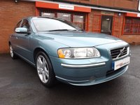 2007 VOLVO S60 2.4 D SE 4d AUTO 161 BHP £3489.00