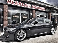 USED 2010 10 BMW 3 SERIES 2.0 318I M SPORT BUSINESS EDITION 4d 141 BHP FINANCE ME FROM £36.24 P/W!