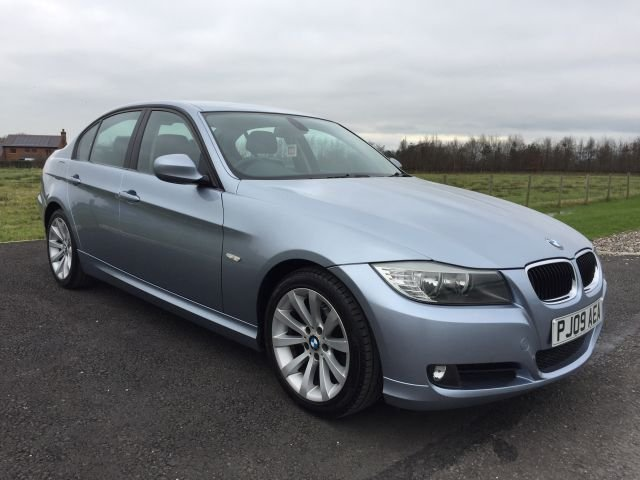 2009 09 BMW 3 SERIES 318I SE 4DR