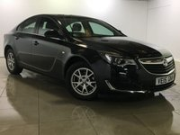 USED 2015 15 VAUXHALL INSIGNIA 2.0 DESIGN NAV CDTI 5d AUTO 128 BHP Sat Nav/One Owner From New